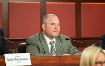 FLYNN: Legislation Honoring Scranton Police Officer John Wilding Passes Senate Judiciary Committee