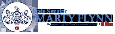 State Senator Marty Flynn